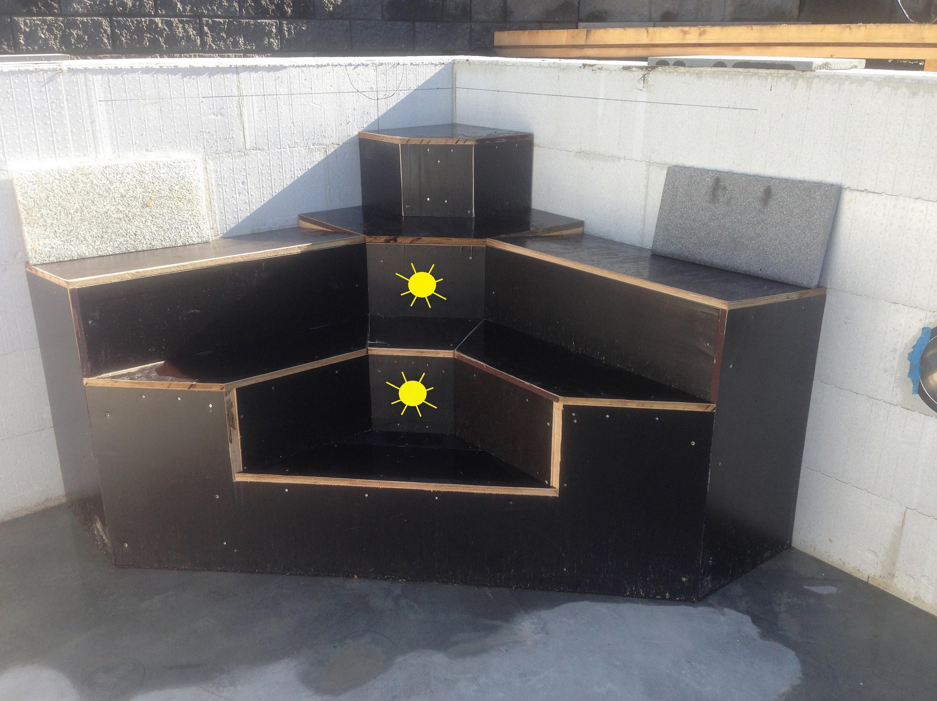 bygga pool med lecablock